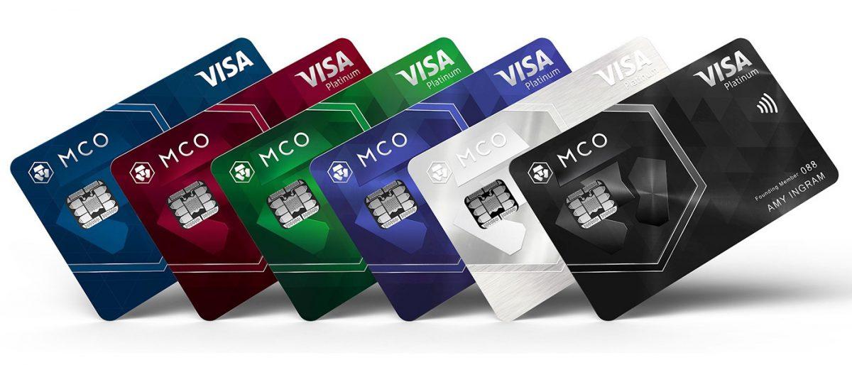 Crypto.com MCO Visa Card Experiment