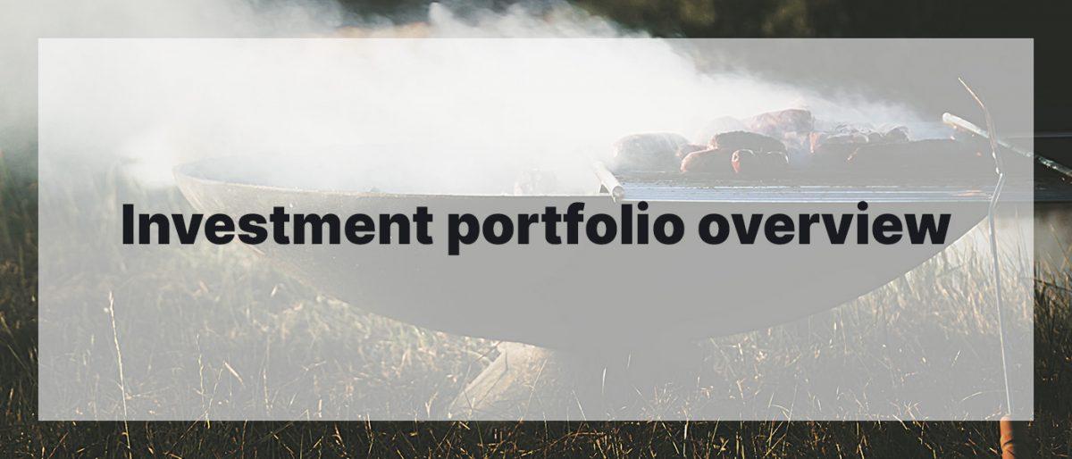 Investment Portfolio Overview June 2020