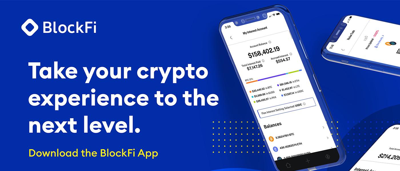 BlockFI: Earn Interest Review